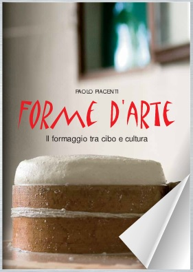 libro forme d'arte formaggi